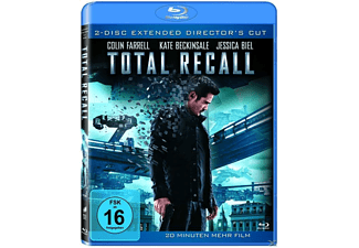 Total Recall Director's Cut - (Blu-ray)