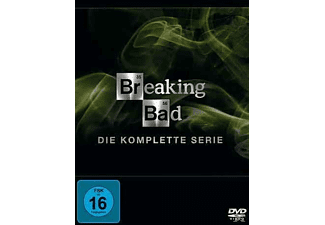 Breaking Bad - Die komplette Serie [DVD]