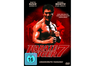 Karate Tiger 7 – to be the best [DVD]