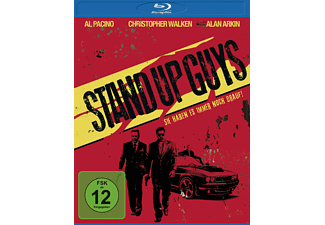Stand-Up Guys [Blu-ray]