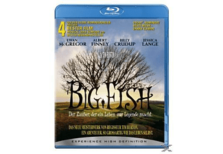 Big Fish - (Blu-ray)