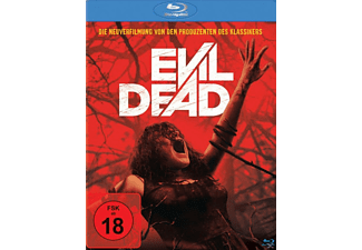 Evil Dead (Cut Version) - (Blu-ray)