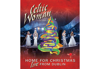 Celtic Woman - Home For Christmas - Live From Dublin - (DVD)