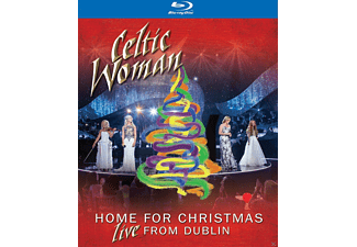Celtic Woman - HOME FOR CHRISTMAS - LIVE FROM DUBLIN - (Blu-ray)