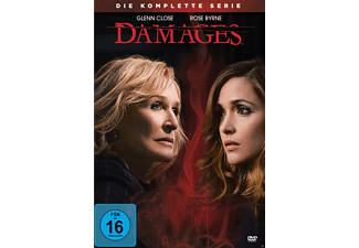 Damages – Die komplette Serie [DVD]
