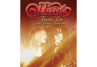 Heart - Fanatic - Live From Caesars Colosseum - (Blu-ray)
