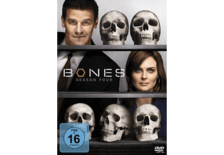 Bones – Staffel 4 [DVD]