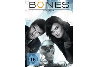 Bones - Staffel 6 [DVD]