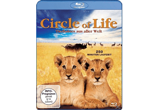 Circle of Life - Tierbabies aus aller Welt - (Blu-ray)