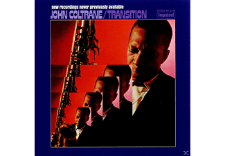 John Coltrane - Transition - (CD)