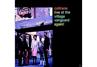 John Coltrane - Live At The Village Vanguard Again! [CD]