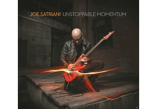 Joe Satriani - Unstoppable Momentum [CD]