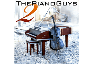 The Piano Guys - The Piano Guys 2 (CD)