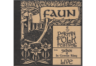 Faun feat. Sieben & In Gowan Ring - FAUN & THE PAGAN FOLK FESTIVAL - (LIVE (DIGI) - (CD)