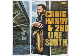 Craig Handy - Craig Handy & 2nd Line Smith - (CD)