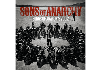 VARIOUS - Songs Of Anarchy: Volume 2 - (CD)