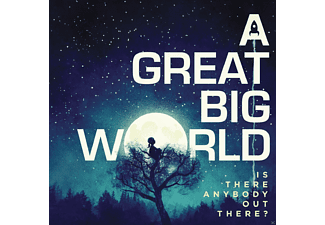 VARIOUS, A Great Big World - Is There Anybody Out There? [CD]