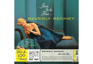 Beverly Kenney - Born To Be Blue - (Vinyl)