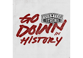 Four Year Strong - Go Down In History - (CD)