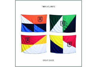 Twin Atlantic - Great Divide (CD+DVD) - (CD)