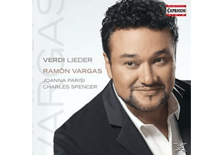 Vargas, Ramon/Parisi, Joanna/Spencer, C. - Lieder/Romanzen [CD]