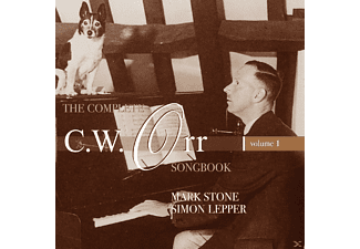 Simon Lepper, Mark Stone - Complete C.W.Orr Songbook,Vol.1 - (CD)