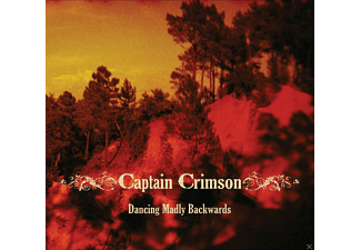 Captain Crimson - Dancing Madly Backwards [CD]