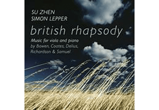 Su Zhen, Simon Lepper - British Rhapsody - (CD)