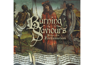 Burning Saviours - Boken Om Förbannelsen [CD]