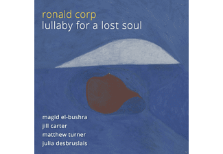 Magid El-Bushra, Jill Carter, Matthew Turner, Julia Desbruslais - Lullaby For A Lost Soul - (CD)