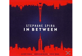 Stephane Spira - In Between [CD]