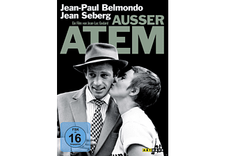 Außer Atem (Digital Remastered) - (DVD)