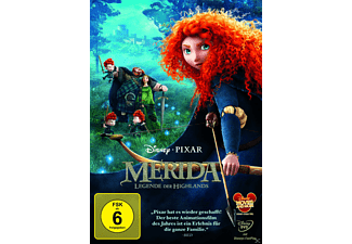 Merida - Legende der Highlands Familie DVD