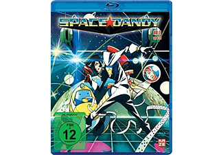 Space Dandy - Vol. 3 [Blu-ray]