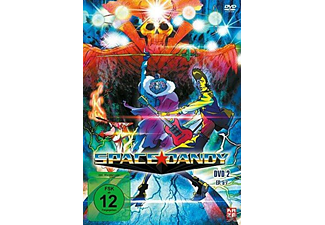 002 - SPACE DANDY [DVD]