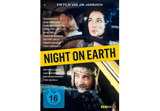Night on Earth - (DVD)