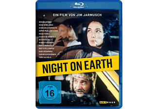 Night on Earth - (Blu-ray)