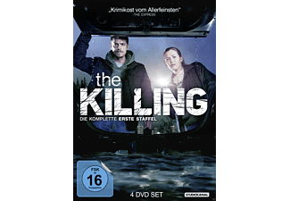 The Killing - Staffel 1 [DVD]