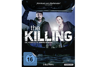 The Killing - Staffel 1 [Blu-ray]