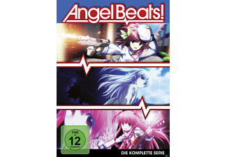 ANGEL BEATS! - KOMPLETTBOX [DVD]