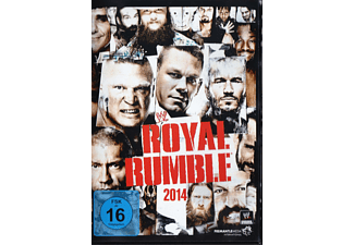 Royal Rumble 2014 - (DVD)