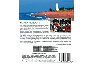 Nordamerika - Kanada Highlights - (Blu-ray)
