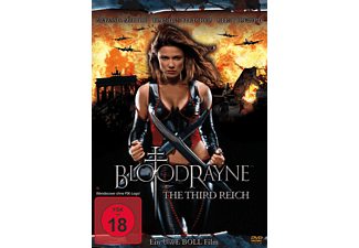 Bloodrayne 3: The Third Reich - (DVD)