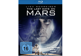 Last Days on Mars - (Blu-ray)