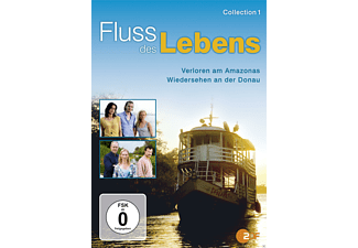 Fluss des Lebens: Collection 1 - (DVD)