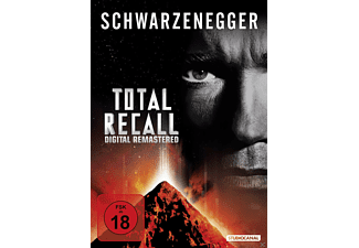 Total Recall: Totale Erinnerung - Remastered - (DVD)