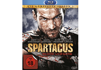 Spartacus: Blood and Sand - Staffel 1 [Blu-ray]