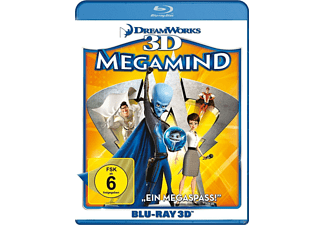 Megamind [3D Blu-ray]