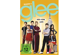Glee - Staffel 4 [DVD]