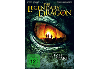 The Legendary Dragon - (DVD)